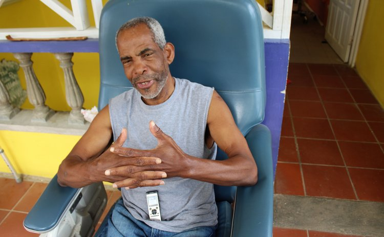 """Former Calypso Monarch Norman """"NC"""" Cyrille"""