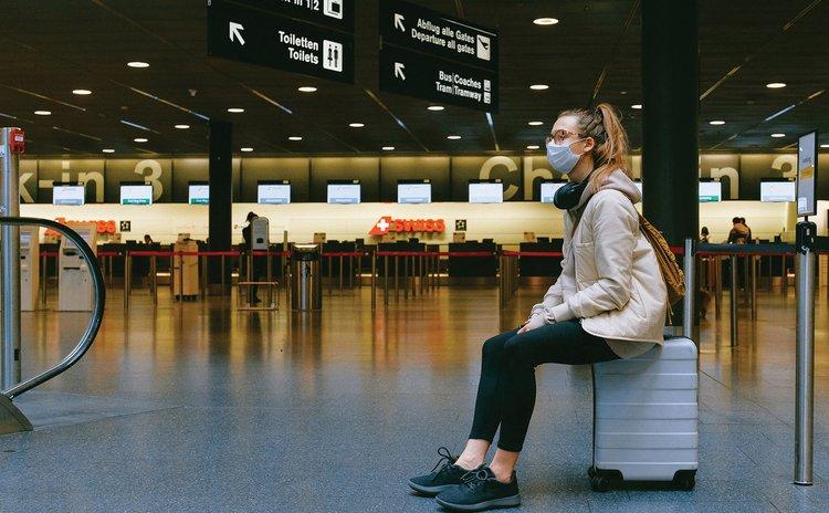 Pandemic hits all airports