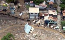 Erika damage on Dominica west coast