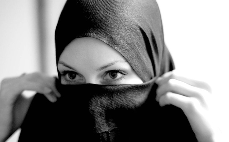 FILE PHOTO: Muslim girl wearing hijab