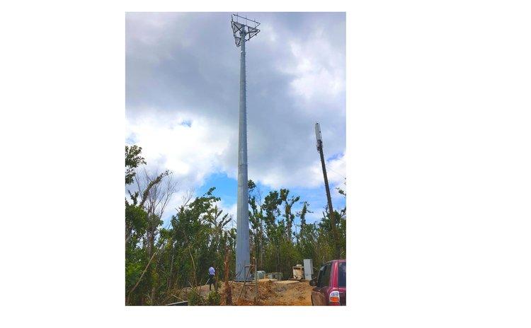FLOW mast