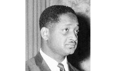 Late President of Guyana Forbes Burnham