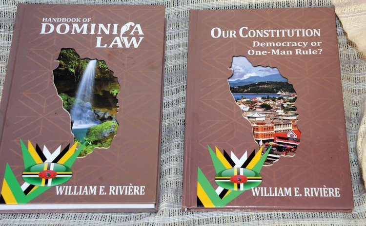 Front Covers of Law Books