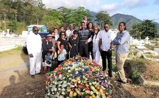 Funeral of man who died in police care