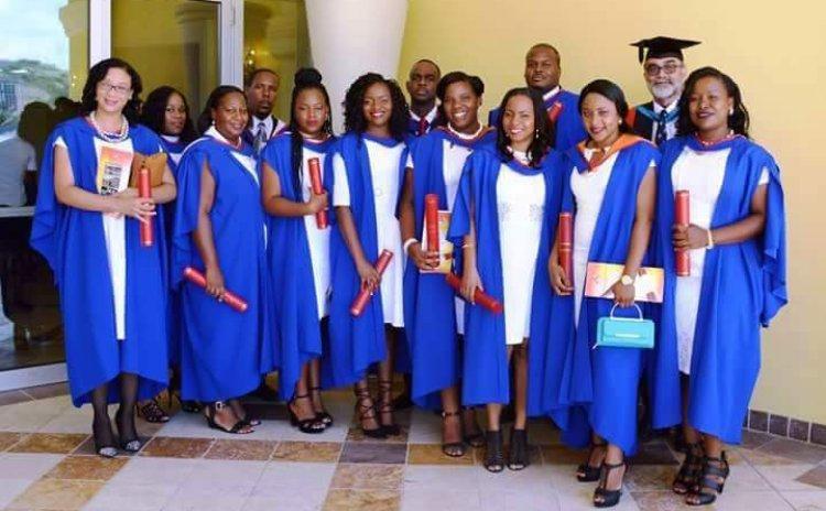 UWI Dominica Graduates 2016
