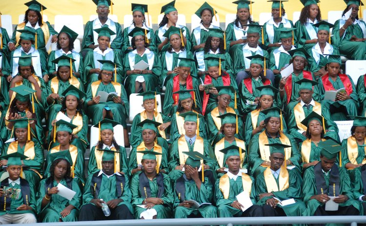 Class of 2008 of the Dominica State College : How many have migrated?