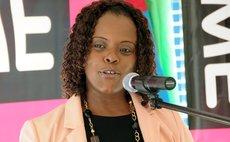 Gretta Roberts, principal of Roseau Primary