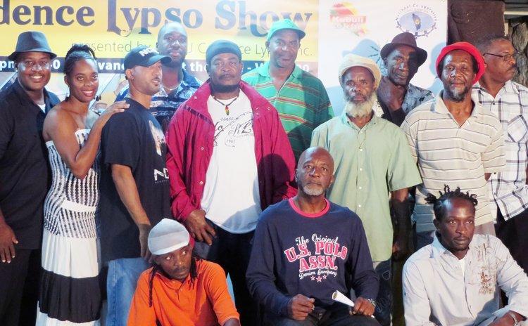 Competitors for the Second Annual Cadencelypso Contest