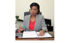 Maylina Jno Ville,  Director of Audit
