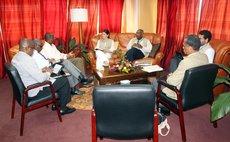 OAS observers visit Prime Minister Skerrit