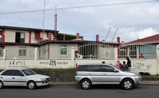 Headquarters of the Dominica Red Cross