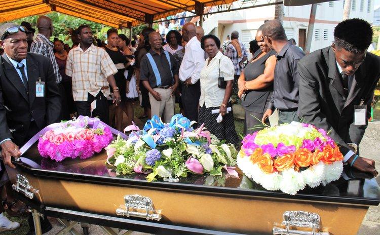 Funeral service of Pastor Paul Joseph