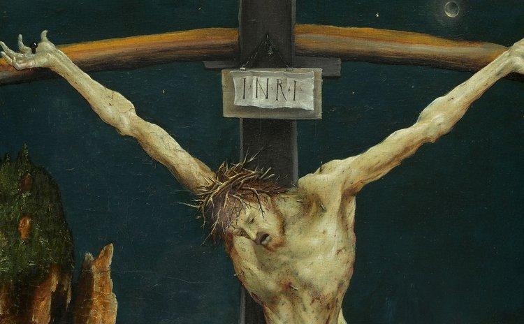 Crucifixion of Jesus, Wikipedia photo