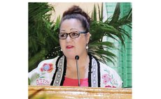 UWI Professor and Chairman of CARICOM Marijuana Commission, Professor Rose Marie Belle Antoine