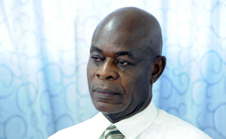 UWP senator Isaac Baptiste