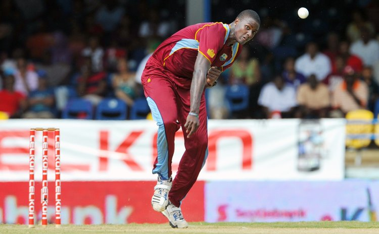 Jason Holder delivers