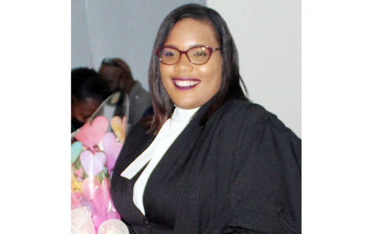 Kayla Jean Jacques, new attorney at law