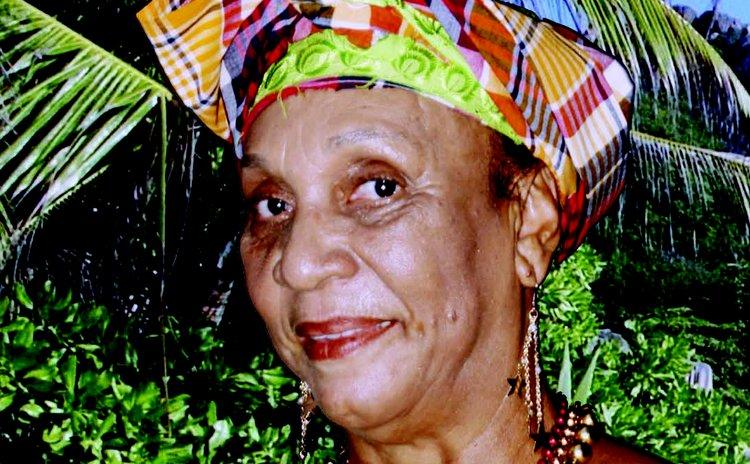 Cultural enthusiast Mrs. Joan Frampton