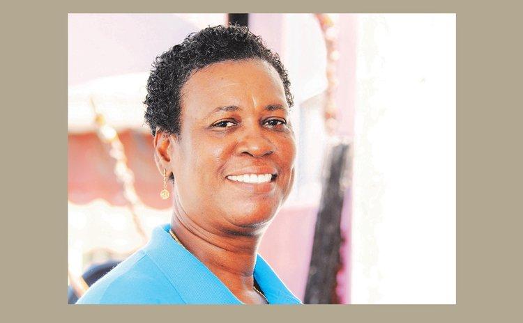 SMA new principal Sylvia Joseph Jno Baptiste