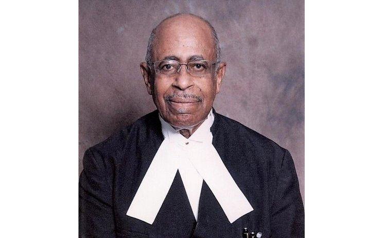Justice Ephraim Georges
