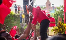 Karessah declares. DLP candidate for Marigot
