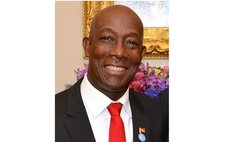 Keith Rowley, prime minister of Trinidad and Tobago