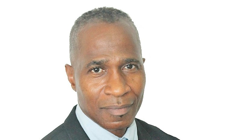Former political leader of the Dominica Freedom Party Kent Vital