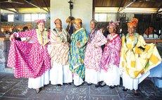 Ladies in Wob Dwiyet
