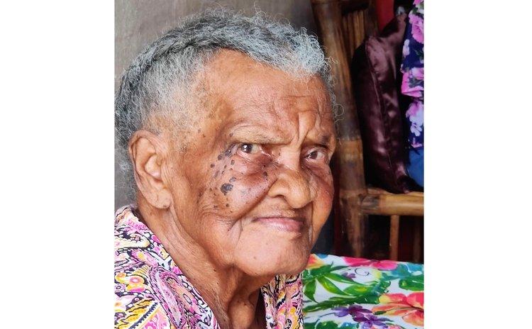 Late Centenarian Angelic Lavinier