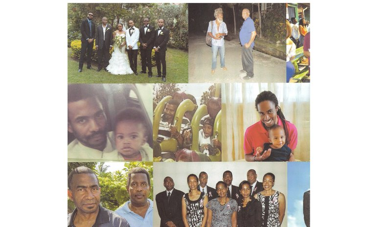 Family Album. From Funeral Programme
