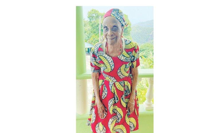 Ma Dor, 106 year old centenarian