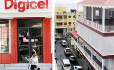 DIGICEL outlet and Marpin Building on Great Marlborough Street