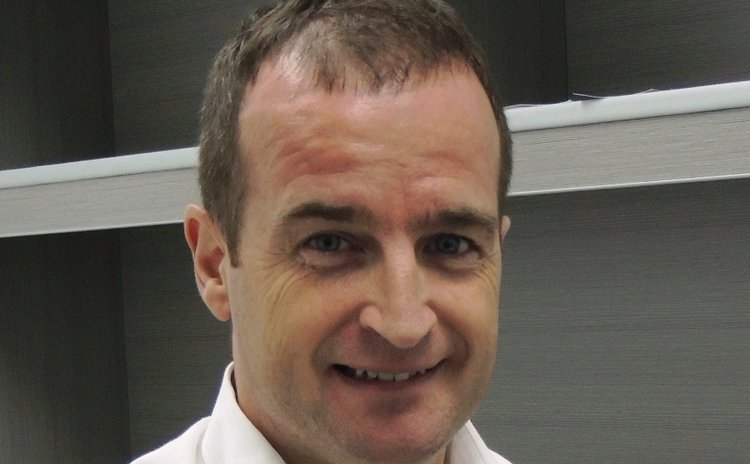 Martin Keogh , DIGICEL director of business solutions