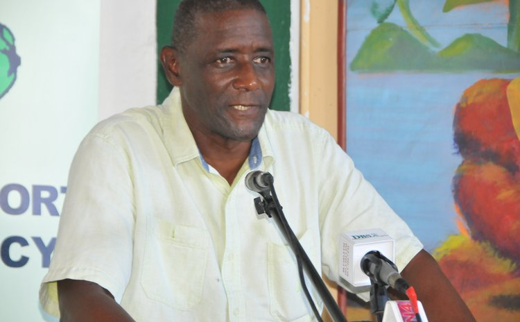 Manager of Dominica Paper Products, Severin McKenzie