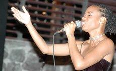 Michele Henderson in concert
