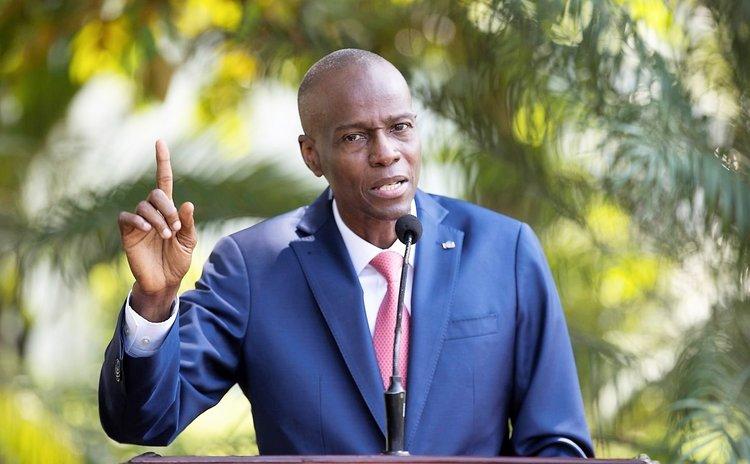 Assassinated Haitian president Moise