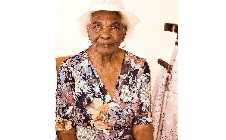 Dominican centenarian in February 2021- Victoria Edvira Anatol