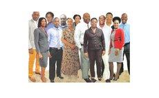 The 2015 NCCU board of directors (NCCU photo)