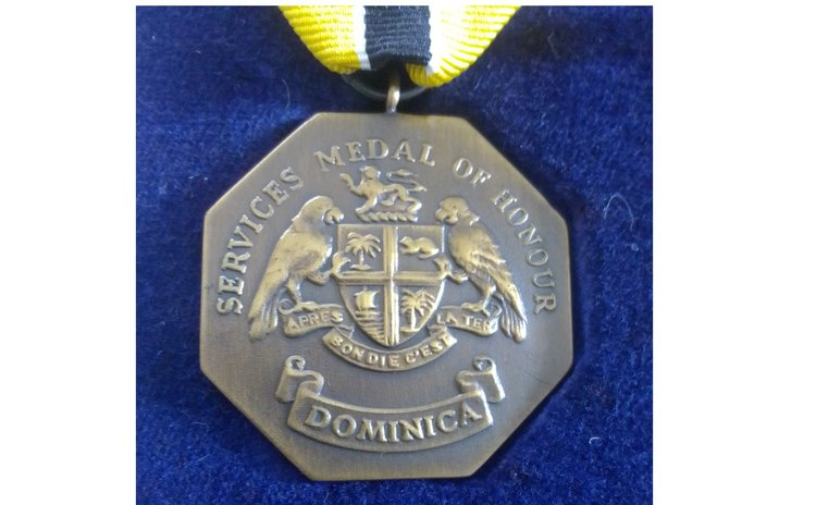 National Award-Services Medal of Honour