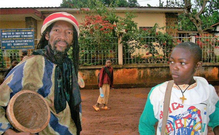 Algie in Africa
