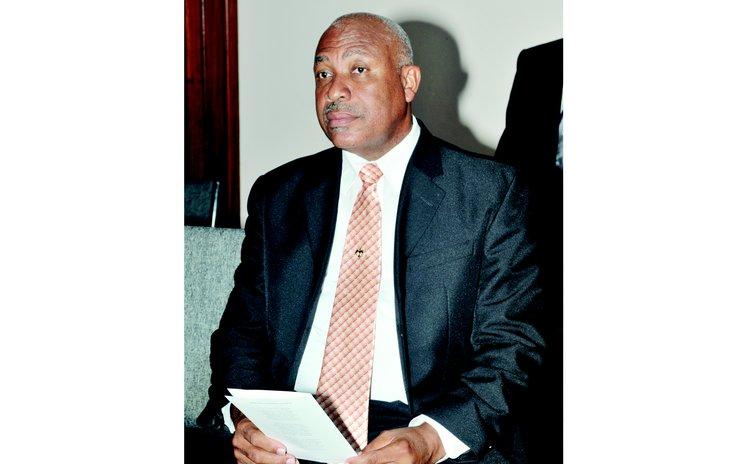 Ambassador Felix Gregoire