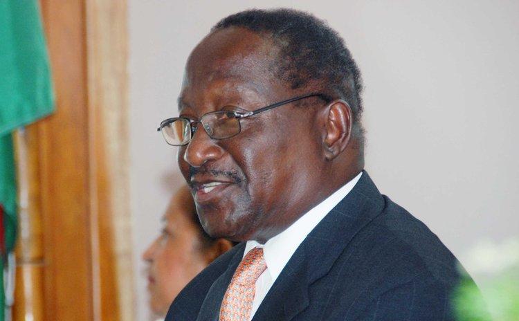 Former President N.J.O Liverpool