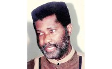 Pierre Charles played basketball during his youth and subsequently became Dominica's Prime Minister. Photo Courtesy: The Sun