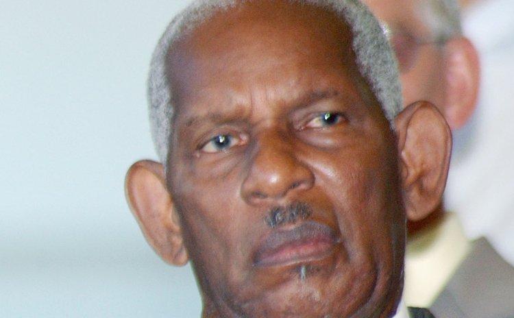 President Vernon Shaw