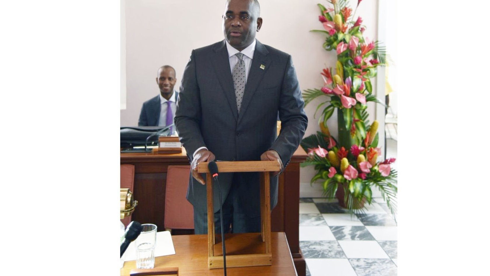 Prime Minister Skerrit delivers budget address to nation and parliament