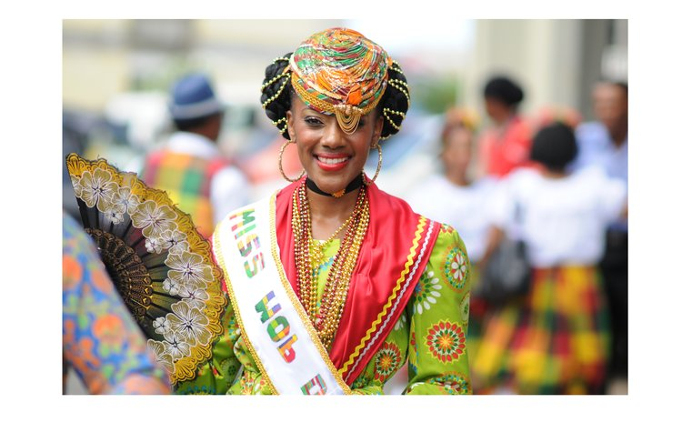 Primrose David of Massacre, Miss Wob Dwiyet 2016