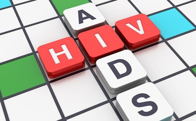 HIV/AIDS graphic