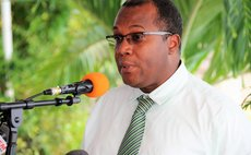 Minister of Culture and Tourism, Robert Tonge