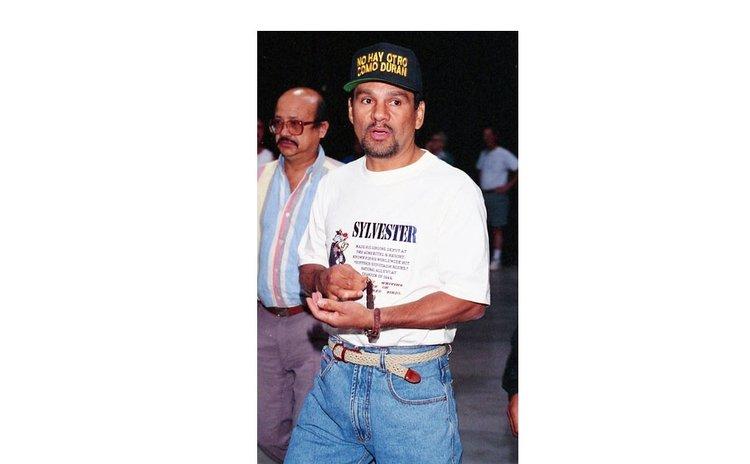 Roberto Duran in 1994
