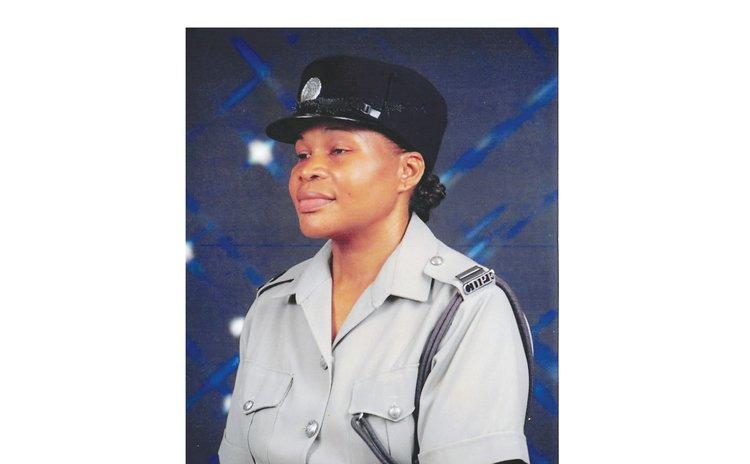 Highest Ranking female officer before she retired: Yvonne Alexander
